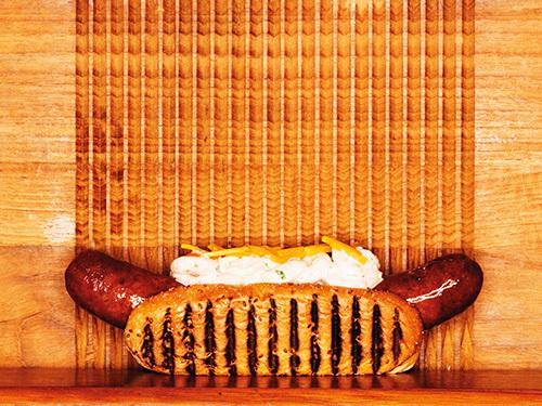 bild av Vurre med räksallad & örter