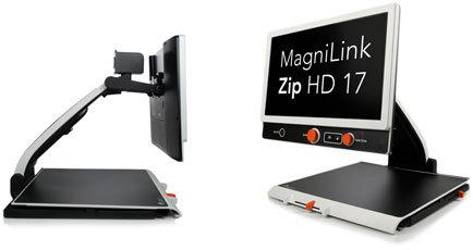 4 image of MagniLink Zip FHD 17