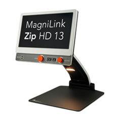 Photo de nos nouvelles et flexibles MagniLink Zip New Generation téléagrandisseur.