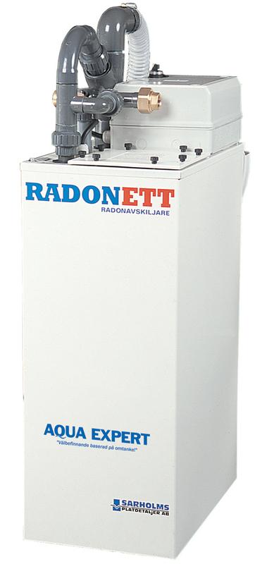 Radonett - Radonfilter