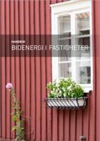 Bild på framsidan av broschyren Bioenergi i fastigheter