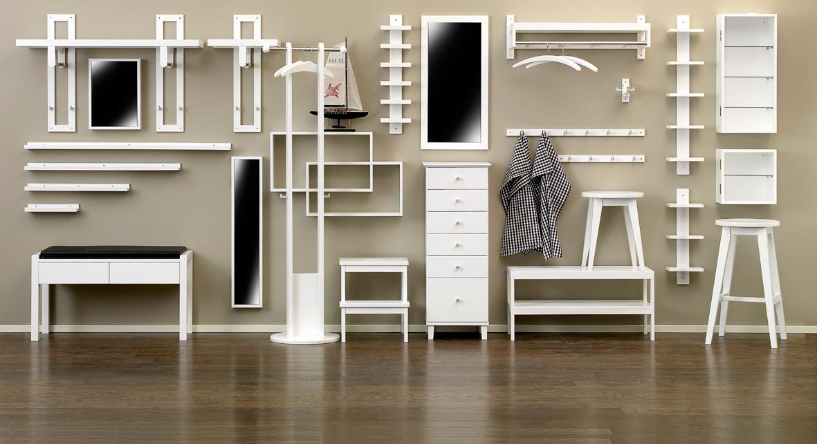 Hyllor Hall ~ Interiörinspiration och idéer för hemdesign