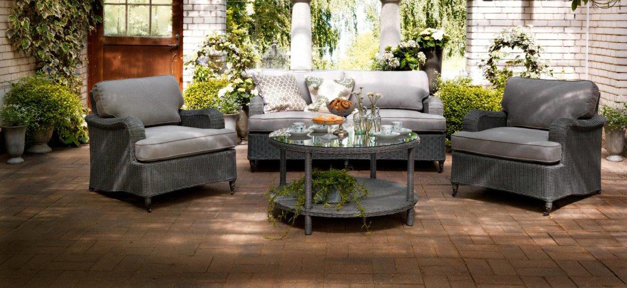 Trädgårdsmöbler, utemöbler, trädgårdsstolar, trädgårdsbord, rottingmöbler