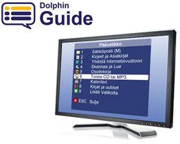 Kuva: Dolphin Guide.